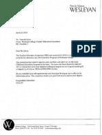 letter portfolio 1