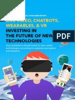 Wibbitz Consumer Report New Media Technologies