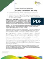 24 04 2011 - El gobernador Javier Duarte de Ochoa en entrevista informa sobre operativos de seguridad durante periodo vacacional