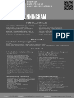 cunningham resume oct 2016