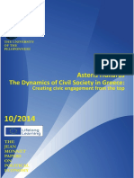 The Dynamics of Civil Society in Greece