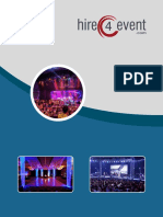 Hire4event.com presentation