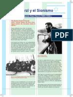 Herzl y El Sionismo