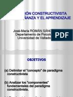 1(T) Concepción Constructivista Enseñanza y Aprendizaje