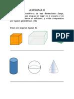 Las Figuras 3D