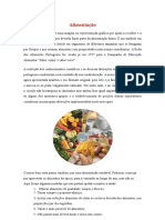 Alimentação Resumos 6 Ano