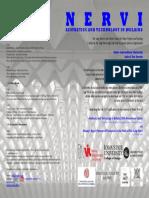 """Conferenza Internazionale  """"Aesthetics and Technology in Building – L'attività di Pier Luigi Nervi negli Stati Uniti tra grandi opere e insegnamento"""" - 11.11.2016"""