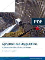 Aging Dams and Clogged Rivers