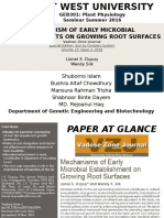 Mechanism of Microbial Activity on Growing Root Surfaces.pptx