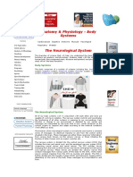 Physiology of the Neurological Sys