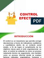 Control Efectivo