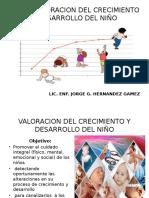 1.2 c Valoracion Del Crecimiento y Desarrollo Del Niño