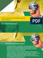 DT Tata Ruang Dan Perencanaan Lingkungan