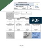 TRP-SST-EST-Op101-V0 0 - Procedimiento de Manejo de Residuos Solidos