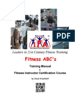 Fitness ABC
