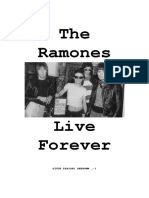 The Ramones - Live Forever