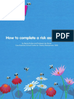 How to Complete a Risk Assessment