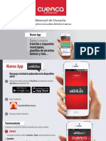 Manual App Consultas Cuenca