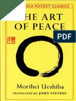 The Art Of Peace - Morihei Ueshiba.pdf