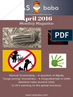 current affairs-April 2016