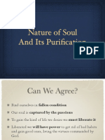 5. Nature of Soul & Purification