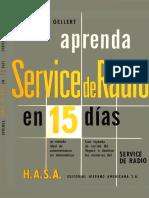 Aprenda Service de Radio en 15 días - Christian Gellert (1964).pdf
