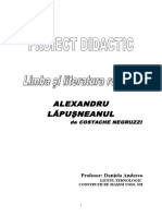 1 Alexandru Lapusneanul