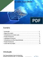 Projeto de Redes Completo