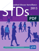 CDC Report of 2015 STD Statistics