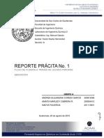 REPORTE 1 - FLUJO DE FLUIDOS A TRAVÉS DE LECHOS POROSOS.pdf