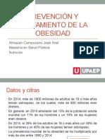 Prevención y Tratamiento de La Obesidad (1)