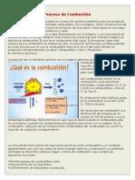Proceso de Combustion T 7