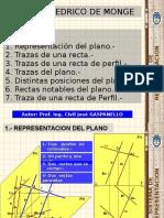 Clase 2-Traza Recta y Planos
