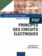Principes Des Circuits Electriques - Dunod