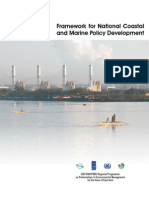 Framework for National Coastal and Marine Policy Development