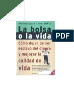 Joe Dominguez Vicki Robin - La Bolsa O La Vida.pdf