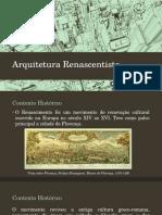 Arquitetura-Renascentista