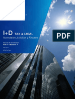 Novedades Juridicas y Fiscales 2011