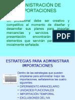 Administración de Importaciones