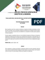 2016 10 1613-2070-1-Pb Física Aplicada en El Proceso de Apropiación de Apropiacion de La Ingeniería
