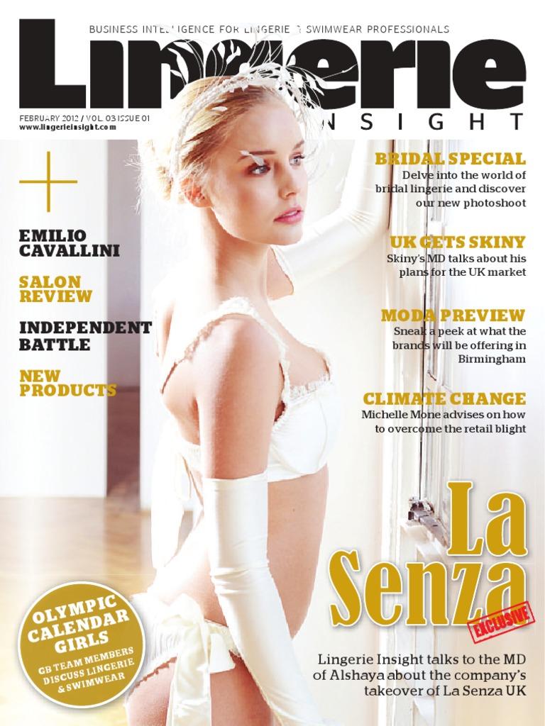 82cc7b8b56 Lingerie Insight February 2012