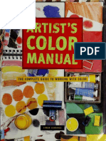 Artist 39 s Color Manual