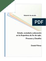 Filmus_EstadoBenefactor