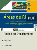Áreas de Risco - Luis Campos