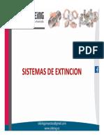 1 Sistemas de Extincion Dia 4