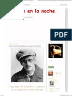 Cartas en La Noche_ Cartas _sucias_ de James Joyce a Su Esposa Nora Bernacle