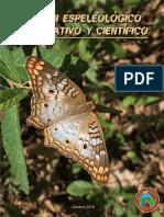 Boletín Espeleológico Informativo y Científico No.10