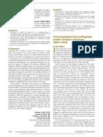 56. Transesophageal Echocardiography Cardiac Output in.56