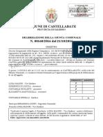 Opposizione decreto dirigenziale Regione Campania