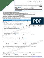 8ano Teste Dez2012 v1